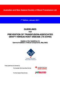transfusion 2011